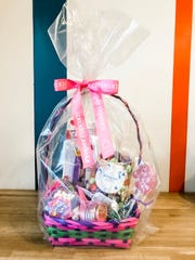 Proper Popcorn has a range of themed Easter baskets already packaged and is accepting custom orders over the phone.