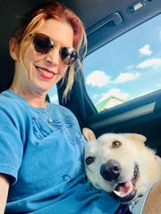 Meet Ziti, a husky corgi mix, and Melissa Maeker, his foster mom. Local shelters have seen a spike in pet fosters since the cities 'stay at home' ordinance. The time at home as allowed shelters to clear out, pets to have a home, and people to have a companion.