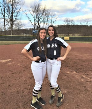 Lancaster seniors Leah Tipple and Cassidy Zaker have played a big part in taking the softball program to a different level. The Golden Gales have gone 66-17 the last three seasons, including winning back-to-back Ohio Capital Conference-Ohio Division titles and a Division I district championship.