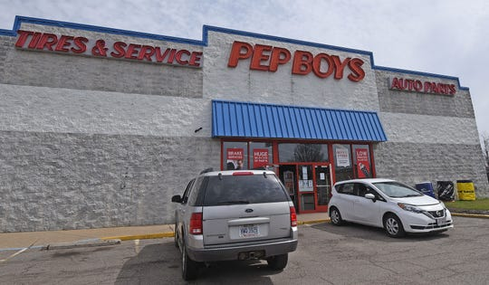 Ontario police are investigating a Pep Boys employee who apparently made a false report that they had tested positive for COVID-19.