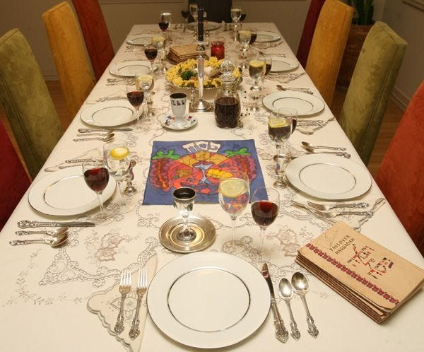 Given that the holiday spread tends to be vast anyway, it's an opportune time to add a twist to the traditional Passover menu. While tradition is important, we are now free to expand our repertoire a little to encompass the culinary customs of the extended global Jewish family.