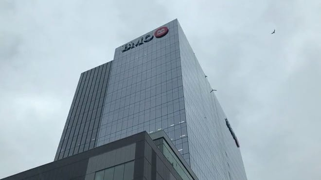Downtown Milwaukee's BMO Tower has drawn another new tenant: the Kahler Slater architectural firm.