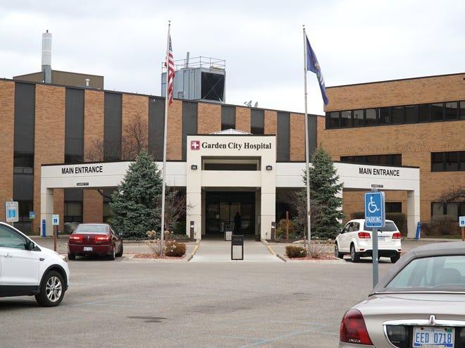 The Garden City Hospital on Inkster in Garden City.