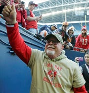 Tampa Bay Buccaneers head coach Bruce Arians, a York High graduate, has decided to roll the dice next season and pin his hopes on a soon-to-be 43-year-old quarterback, Tom Brady.