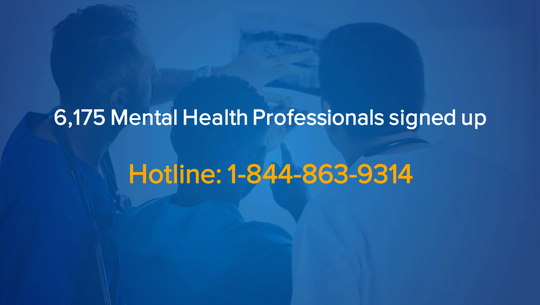 Here's how you can call to get mental-health help in New York due to coronavirus