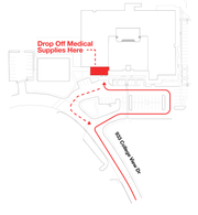 Dropoff point for  protective equipment donations for Shasta County medical staff: Hours are 9 a.m. to4 p.m. weekdaysat Bethel Church,933 College View Drive in Redding. Donors need not have any contact with other people to donate.