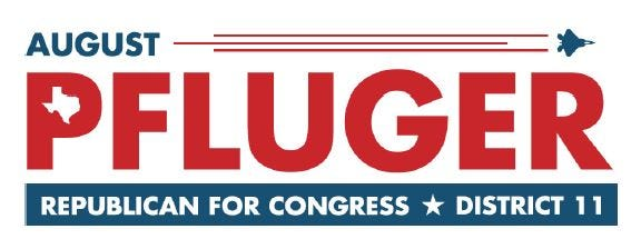 Pfluger for Congress campaign