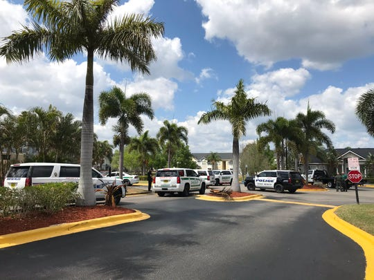 Detectives arrested a 14-year-old who allegedly pulled a gun on a 17-year-old and fired in a struggle over marijuana during a drug-deal turned robbery at Pemberly Palms Apartment Homes on March 25, 2020.