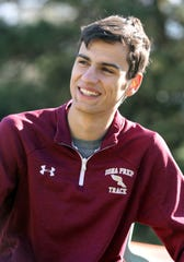 Iona Prep's Pedro Bravo, who was expected to be the top  finisher in multiple events this spring, will run for Wake Forest University in North Carolina next year.