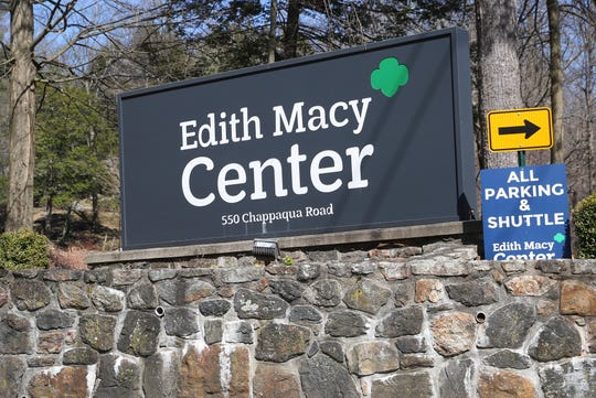 The Edith Macy Conference Center on Chappaqua Road is one of the many hotels forced to shut down due to the Coronavirus March 26, 2020.