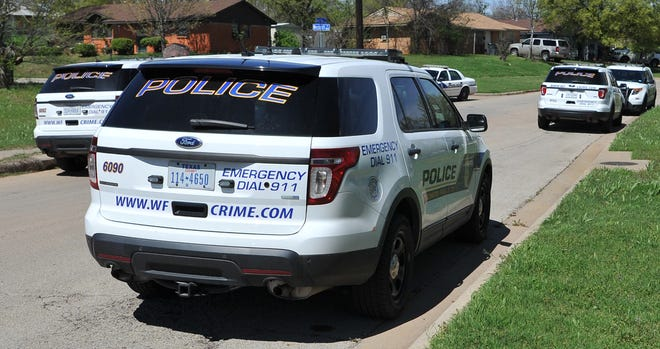 Wichita Falls police responded to a check welfare, Wednesday afternoon.
