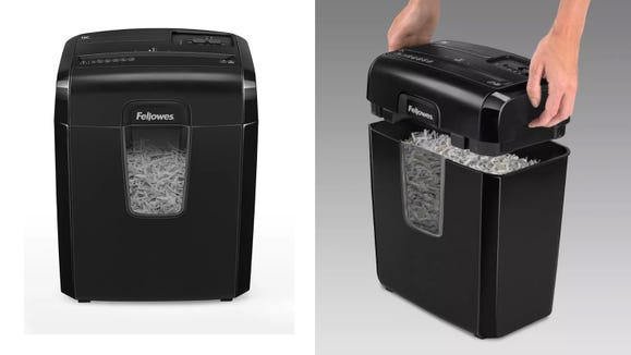 This shredder can handle all kinds of things—and it's on sale.