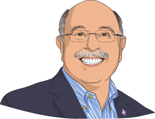 Dennis Najjar, co-founder of AccountingDepartment.com, a virtual accounting service for small businesses.