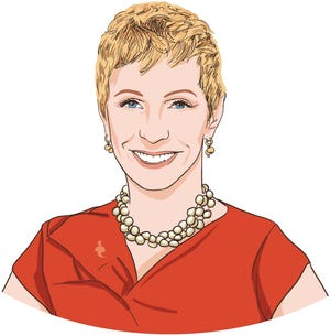 """Barbara Corcoran, founder of The Corcoran Group, podcast host of """"Business Unusual,"""" and Shark on """"Shark Tank."""""""