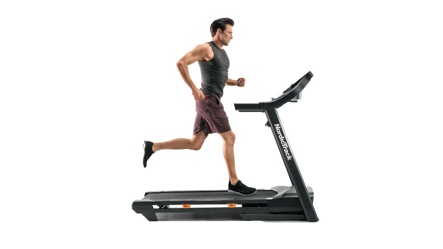 NordictTrack T-Series treadmills are 30% off this Prime Day 2021