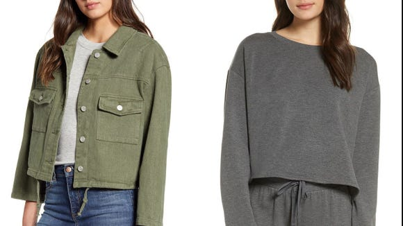 Get amazing prices on everything from trendy jackets to cozy loungewear with this massive sale.