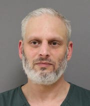 Booking photo of Anthony Lodespoto, 43, of Howell.