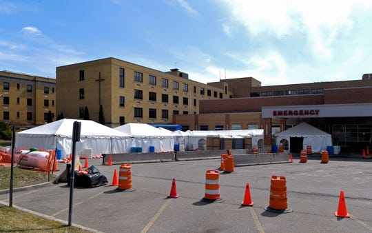 Lourdes Hospital in Binghamton is one of the regional hospitals testing and treating patients with COVID-19.