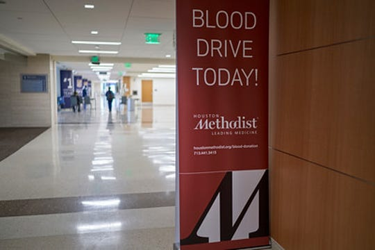 Houston Methodist will set up a special area for recovered COVID-19 plasma donors to give their virus-fighting antibodies for the use of critically ill patients in a first-of-its kind study here.