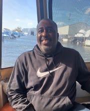 Kelvin Calhoun in October, 2019.