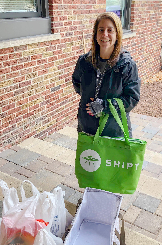 Shipt Shopper Jennifer Rod.