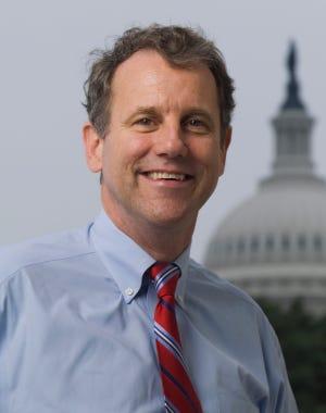 U.S. Sen. Sherrod Brown.