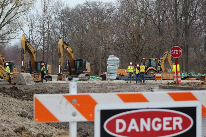 The Ohio 51 bridge over the Portage River in Elmore closed March 16 for 180 days, according to the Ohio Department of Transportation.