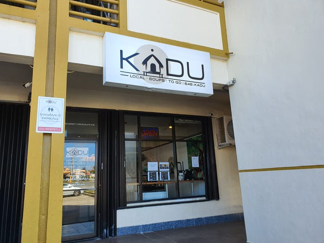 Kådu Guam is shown in this March 27, 2020 photo.