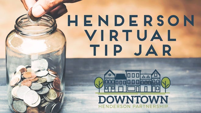 Virtual Tip Jar logo by DHP