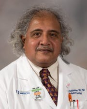 Satya Packianathan, MD, PhD, is an associate professor with the Department of Radiation Oncology at the University of Mississippi Medical Center.