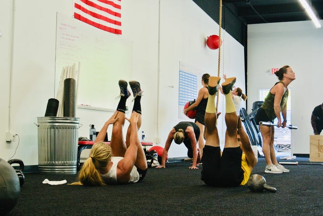 Atlas Fitness workouts are typically in classes and focus on functional training for those wanting to get or stay in shape.