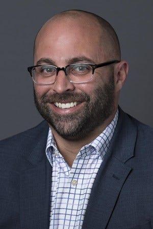 Purdue deputy athletic director Jason Butikofer