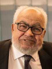 Merv Aubespin (1937-) became the first African American to hold the post of news artist at The Courier Journal newspaper