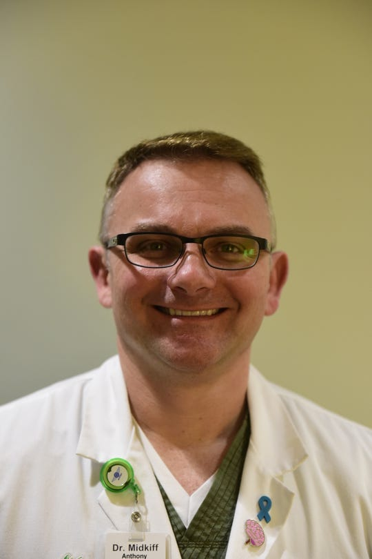 Anthony Midkiff, MD