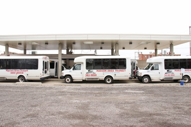 Current goals for Marion County's transit plan include increasing the range the bus system has to include townships and villages such as Big Island and LaRue.