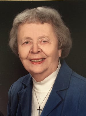 Marlys Taege Moberg was a longtime town of Delafield resident and an accomplished writer. She died March 18 at the age of 91.