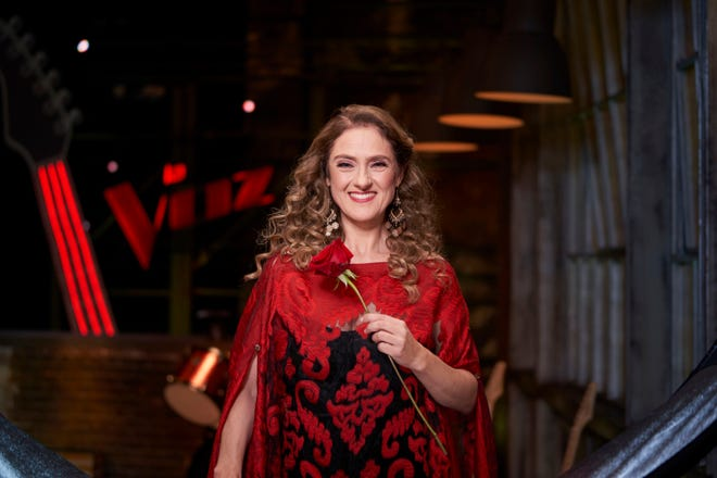 "Marija Temo, guitar chair at the Wisconsin Conservatory of Music in Milwaukee, is competing on season two of ""La Voz,"" the Spanish-language American version of ""The Voice"" airing on Telemundo."