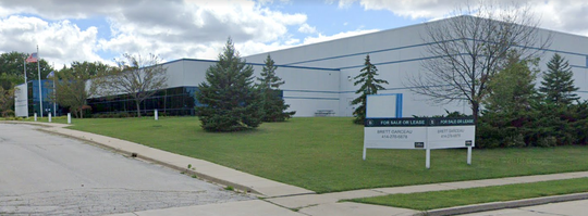 Sanitizing wipes maker Rebel Converting is moving from Saukville to this building on Milwaukee's far northwest side.