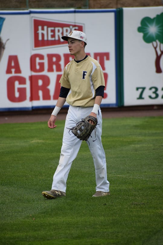 Freehold senior centerfielder Sean Wodell is planning to continue his academic and baseball careers at FDU-Florham.