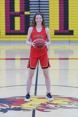 Jess Finney of Chaparral girls basketball