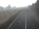 Snowfall was captured by an Arizona Department of Transportation camera along Interstate 40 near Williams on Friday, March 27, 2020.