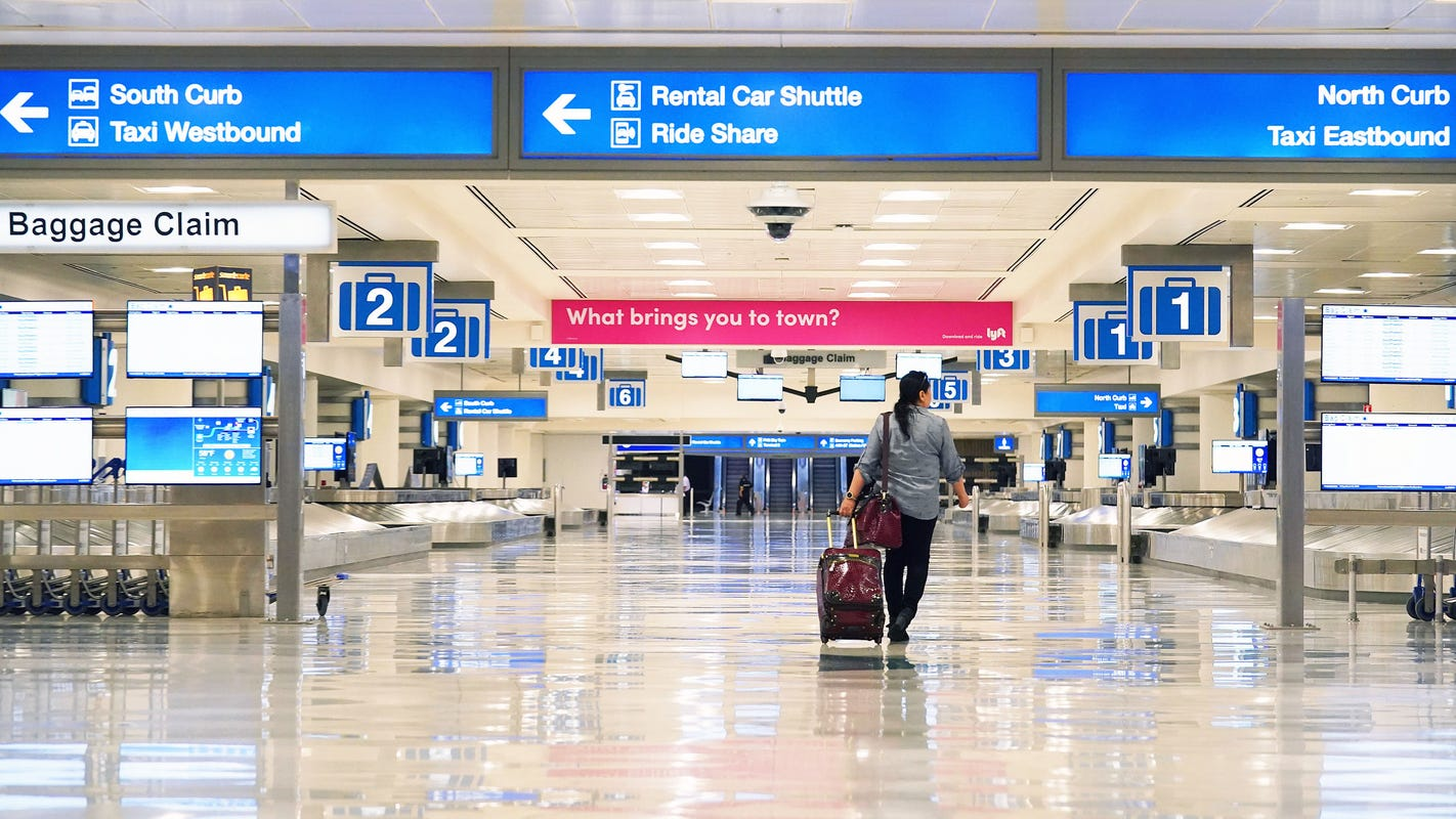 Travelers rank Phoenix Sky Harbor the top airport in North America. Here's why
