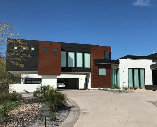 This 6,337-square-foot property in Paradise Valley sold for $4.42 million.  Angel Ramos Ureta, a managing member of UR Investments LLC, sold the six-bedroom estate. John and Nancy McCarthy were the buyers.