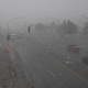 Snowfall was captured by an Arizona Department of Transportation camera along State Route 89A southbound at Milton Road in Flagstaff on Friday, March 27, 2020.