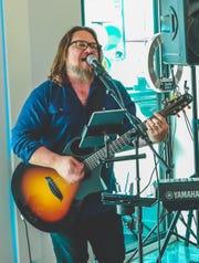 Myerstown musician Bryan Stevenson.