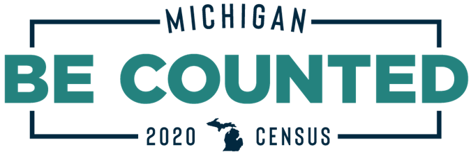 Michigan Census Logo