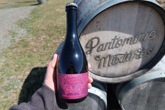 Pantomime Mixtures on Seneca Lake is offering flat-rate shipping of its wild ales directly to your door in New York state.