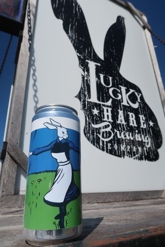 Lucky Hare Brewing in Schuyler County is offering local beer delivery in the southern Finger Lakes.