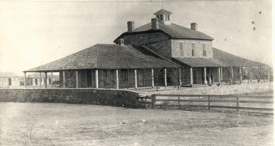 Fort Concho's Post Hospital was the first medical establishment in the Concho Valley. The fort faced considerable health challenges operating remotely in West Texas between 1867 and 1889.