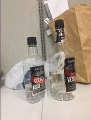 Stevens Point police found two partially empty vodka bottles Chief Martin Skibba's car Feb. 26 after suspecting he was drinking on the job, according to an investigative report released Friday.